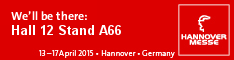 Fiera Hannover 2015
